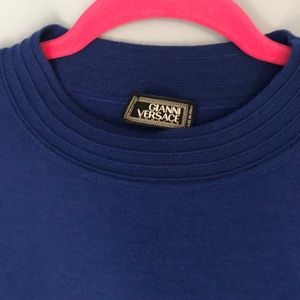 Gianni Versace Couture Woman's crew Neck Sweater